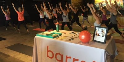 Barre3 + Brunch @ The Rec Room