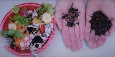 Vermicomposting: Worms Turn Kitchen Trash into Garden Treasure