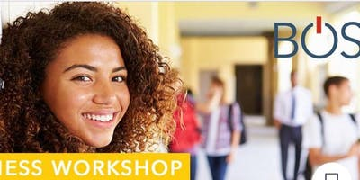 Boss Jr. Workshop/ Youth Entrepreneurship