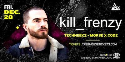 Kill_Frenzy @ Treehouse