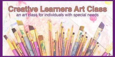 Creative Learners Art Class