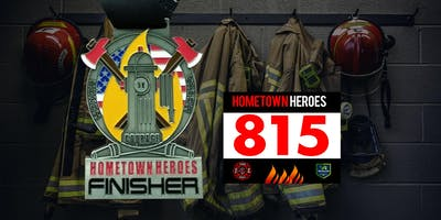 Hometown Heroes Firefighter Virtual 5k Run Walk - Nashville