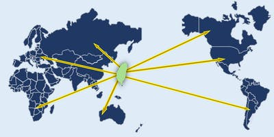 Business Alliance with Taiwan - Your Gateway to Asia Pacific