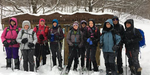 Annual X-Country ski/and or downhill ski, Snowshoe and Yoga Winter Retreat