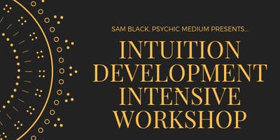 Intuition Development Intensive Workshop