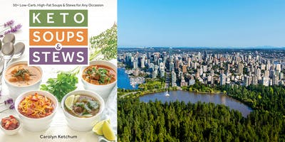 Keto Cookbook Signing - Vancouver BC