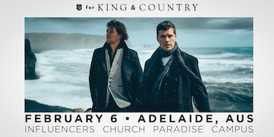 for KING & COUNTRY | burn the ships | world tour 2019 | Adelaide, Australia
