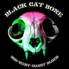 Black Cat Bone - Deconstructed Rustbelt Blues logo