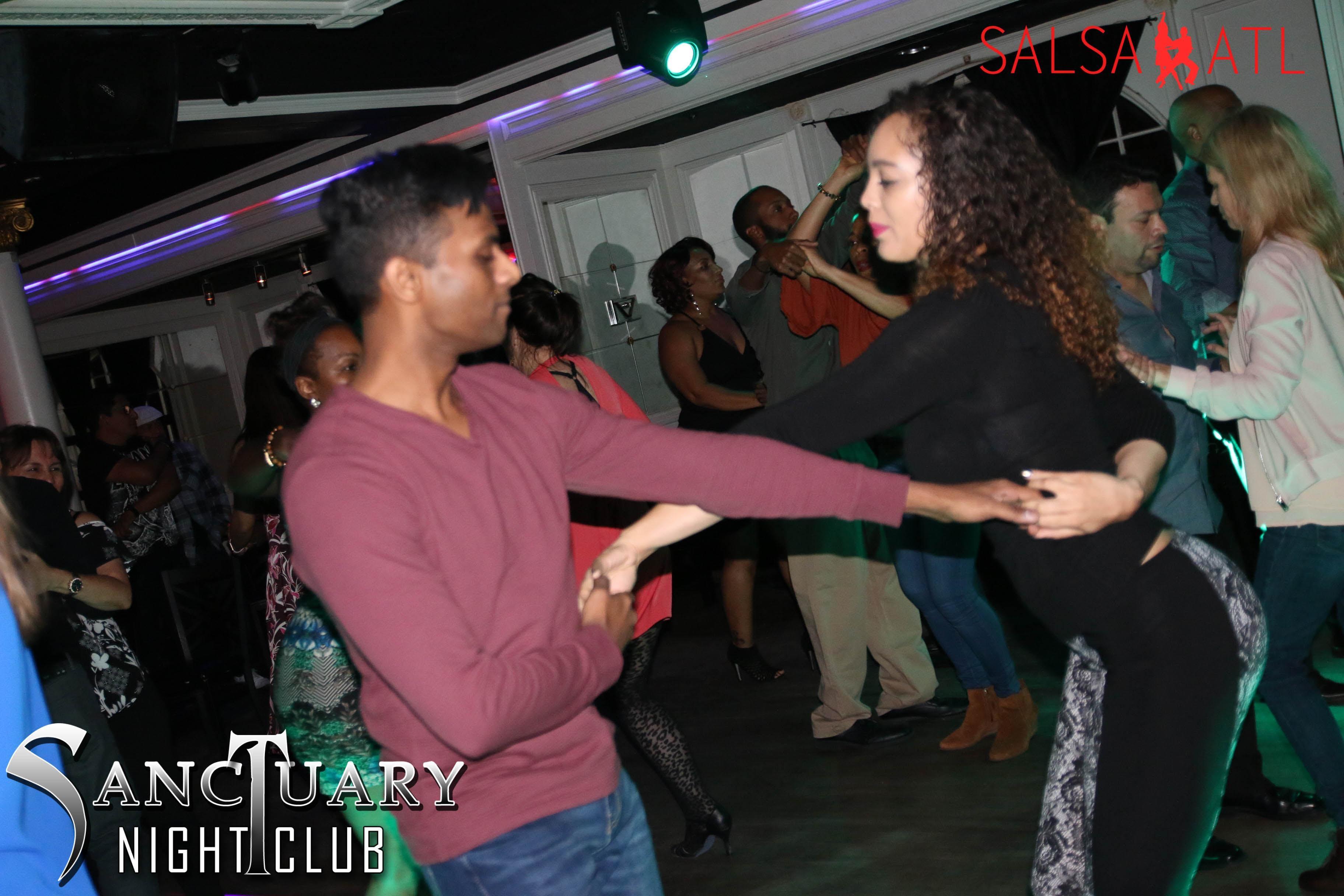 Viernes Tropicales - Latin Night Fridays Atlanta @ Sanctuary Nightclub