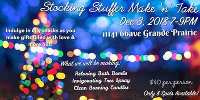 Stocking Stuffer Make N Take