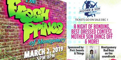 The Fresh Prince of Montgomery Mother Son Dance