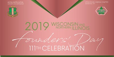 2019 AKA Wisconsin + N. Illinois Founders' Day