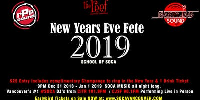 New Years Eve SOCA  Fete! DJs #RPPSOUND #NastyJagSound