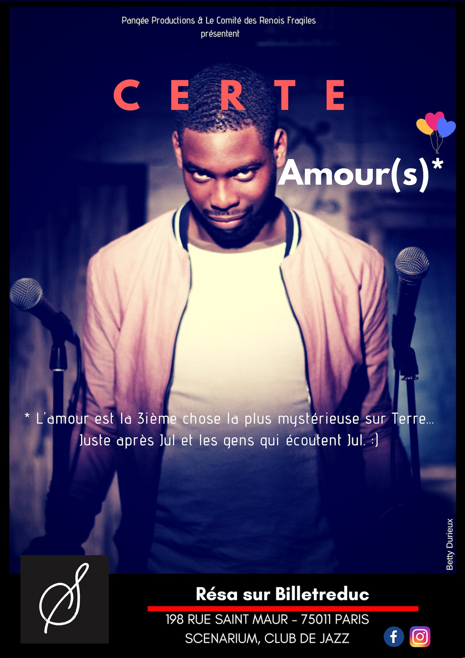 Amour(s)*