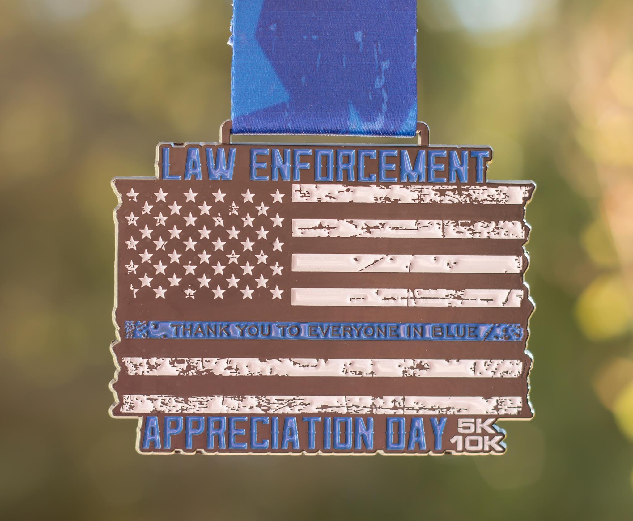 2019 Law Enforcement Appreciation Day 5K & 10K - Scottsdale