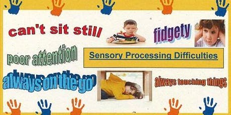 Parent Sensory Training - Perth Evening Sessions in 2019 tickets