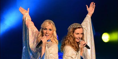 ABBA GIRLS Tribute Night - Nuneaton