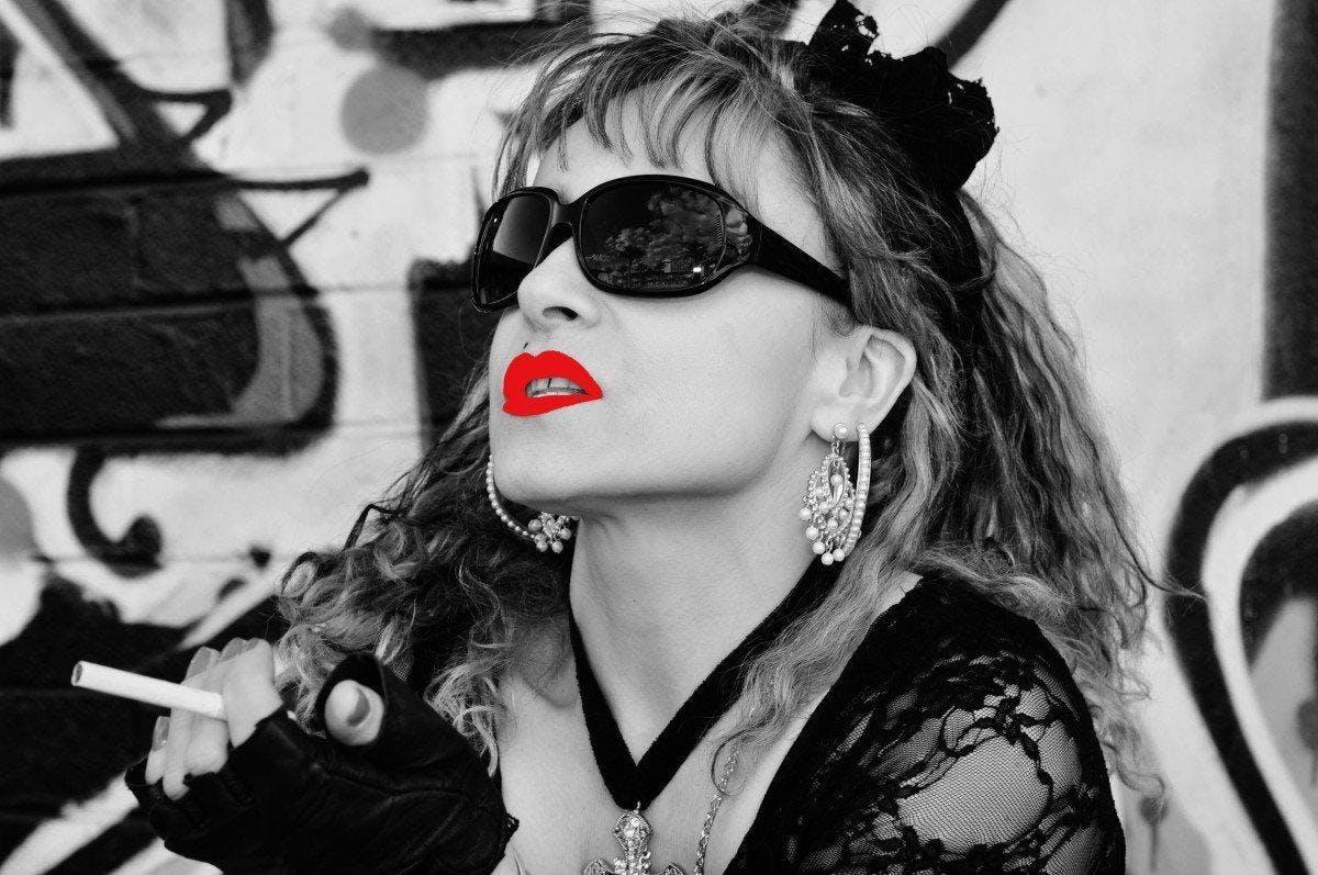 UK's No1 Madonna Tribute Night - Nuneaton
