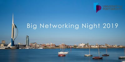 Big Networking Night 2019 in collaboration with Portsmouth Football Club