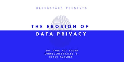 The Erosion of Data Privacy