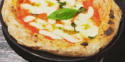 Workshop Neapolitanischen Pizza
