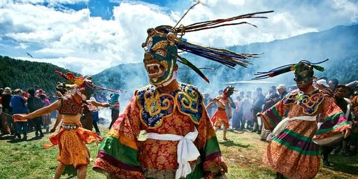 Magnificent Thimphu Festival Oct 7th-12th Oct  2019