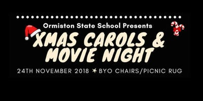 Christmas Carols & Movie Night 2018