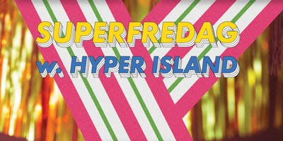 "Superfredag w. Hyper Island \""Technology and the human senses\"""