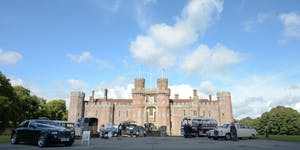 Herstmonceux Castle Luxury Wedding Show by Empirical...