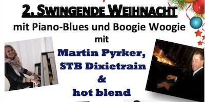 2. Swingende Weihnacht mit Piano Blues & Boogie Woogie