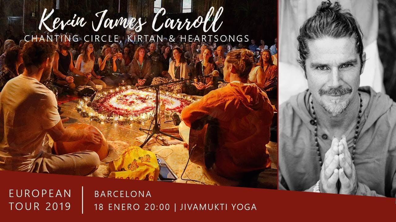 Barcelona ~ Kirtan & Círculo de canto con Ke