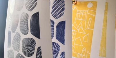 Introduction to Printmaking - 6 Week Evening Course