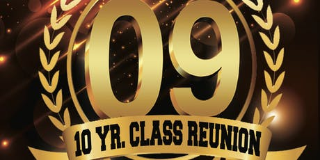 Ben L. Smith 2009 10th Year Class Reunion tickets