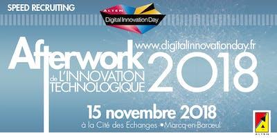Digital Innovation Day : Afterwork de l'innovation technologie