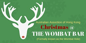 Christmas Party @ The Wombat Bar