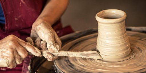 Atelier+ Keramiek: Pottendraaien