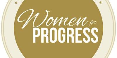 Women for Progress 2nd Annual Gala