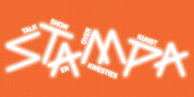 Stampa #8 - Talkshow over kunst en kwesties