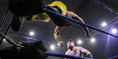 POW WRESTLING LIVE in Hannover/WrestleMaster Class 2019/Freitag tickets