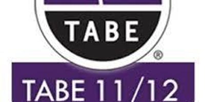 TABE 11/12 Training
