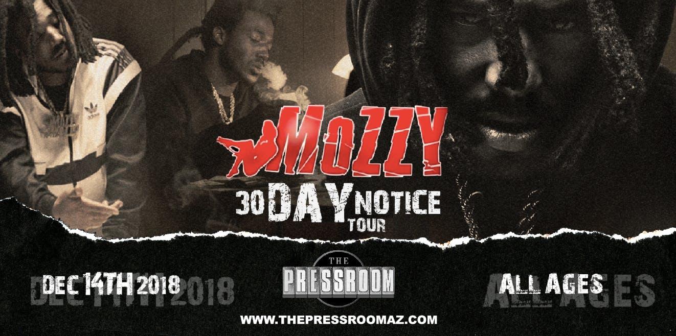 MOZZY @ The Pressroom
