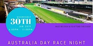 AUSTRALIA DAY RACE NIGHT - Private Members Box!