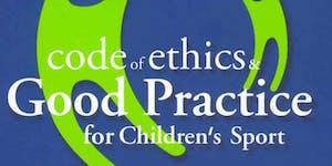 Safe Guarding 2 - Club Children's Officer Workshop...