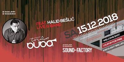 Halid Beslic Live! feat. TrubaBuba