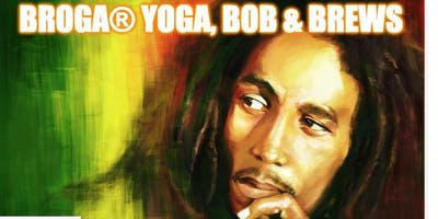 Broga® Yoga, Bob and Brews