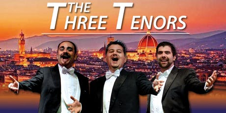 The Three Tenors biglietti