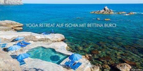 Yoga Reise - Retreat auf der Insel Ischia in Italien - Il Giardino del Nonno biglietti