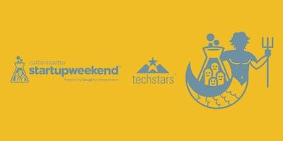 Techstars Startup Weekend Caltanissetta 12/18