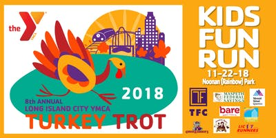 8th Annual Long Island City YMCA Kids Turkey Trot