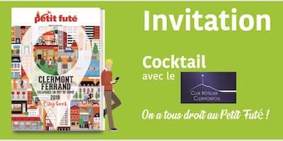 Cocktail de lancement Nouvelle Formule CityBook Clermont-Ferrand, Escapades en Puy-de-Dôme 2019